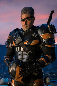 640x1136 Joe Manganiello As Deathstroke In Justice League