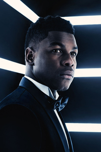 320x568 John Boyega As Finn In British Vogue 2017