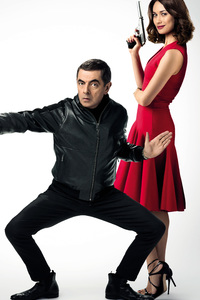 2160x3840 Johnny English Strikes Again 5k 2018