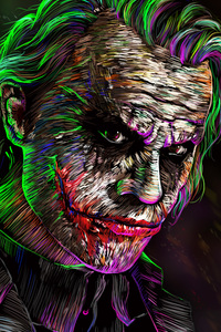720x1280 Joker 4k Digital Art