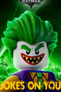 Joker The Lego Batman