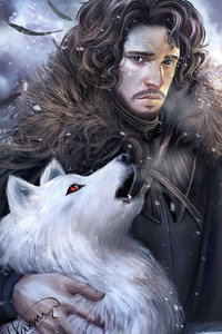 360x640 Jon Snow Arts