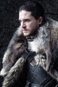 1080x1920 Jon Snow Game Of Thrones 2017