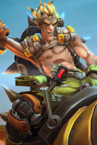 480x854 Junkrat Heroes Of The Storm
