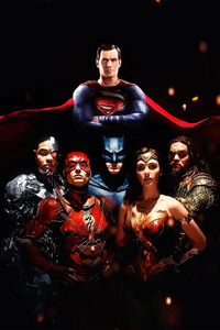 480x800 Justice League 2018 Superheroes