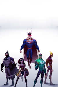 Justice League Artwork 2017