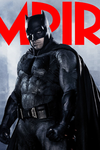 Justice League Batman Empire Magazine