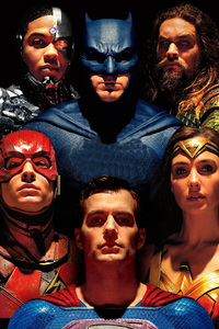 640x1136 Justice League Movie