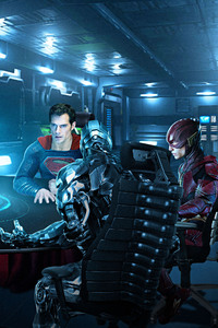 320x480 Justice League Roundtable