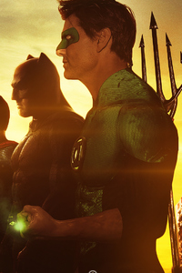 480x800 Justice League Team