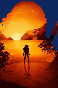 540x960 Justice League Wonder Woman Artwork