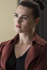 Katie McGrath In Supergirl Season 3 2017