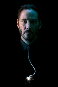 Keanu Reeves 4k John Wick Chapter 2
