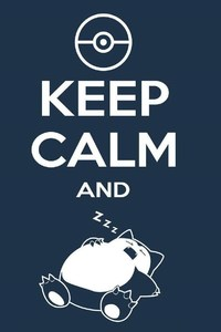 540x960 Keep Calm and Sleep