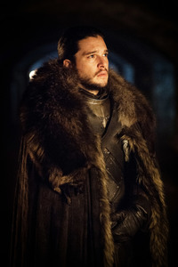 Kit Harington as Jon Snow Season 7