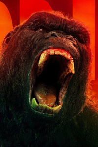 Kong Skull Island All Hail The King 4k