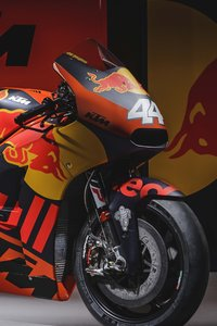 640x1136 KTM RC16 MotoGP Bike