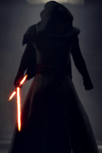 1280x2120 Kylo Ren Star Wars Battlefront 2