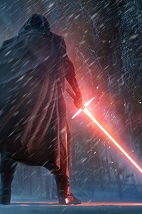 240x320 Kylo Ren Star Wars