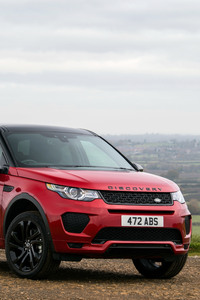 Land Rover Discovery Sport HSE Si4 Dynamic Lux 2017