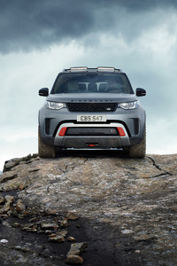 2160x3840 Land Rover Discovery SVX 2018
