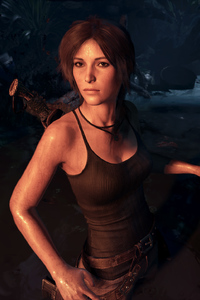 800x1280 Lara Croft Shadow Of The Tomb Raider Hd