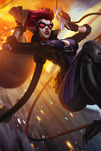 1080x1920 League Of Legends Evelynn