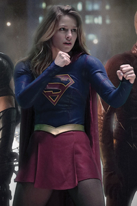 540x960 Legends Of Tomorrow Flash Arrow Supergirl