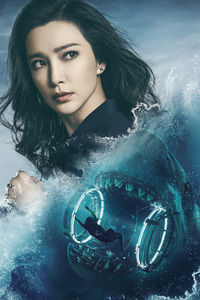 Li Bingbing In The Meg Movie