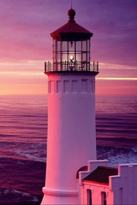 480x800 Lighthouse