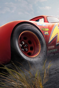 320x480 Lightning McQueen Vs Cruz Ramirez Cars 3 4K