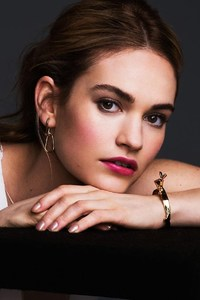 Lily James 4