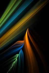 1440x2960 Line Colorful Shape Light Shadow