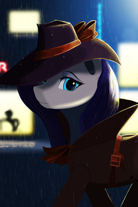 640x960 Little Pony Detective