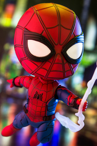640x960 Little Spiderman Photography