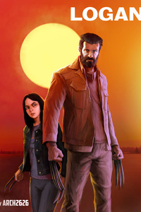 540x960 Logan 2017 Artwork