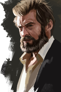 Logan Paint Art