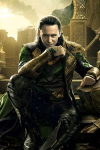 Loki In Thor Movie