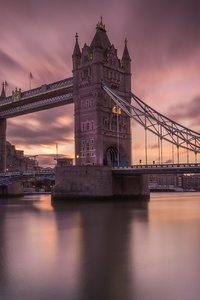 320x480 London Thames Tower Bridge