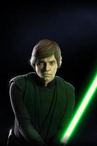 Luke Skywalker Star Wars Battlefront 2
