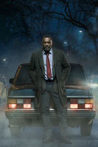320x568 Luther Tv Series Idris Elba
