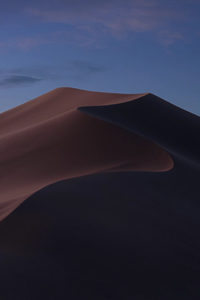 720x1280 Macos Mojave Evening Mode Stock
