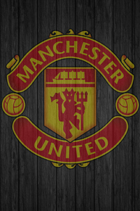 800x1280 Manchester United Fc Logo