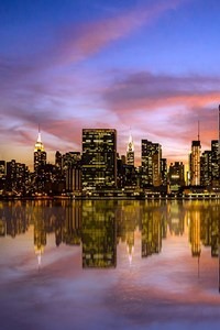 Manhattan Sunset