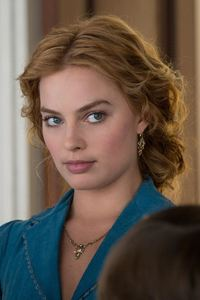 Margot Robbie As Jane Porter