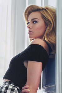 Margot Robbie New HD