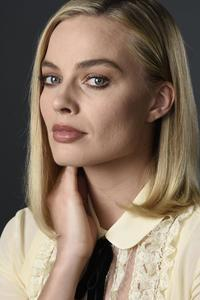 Margot Robbie Portrait