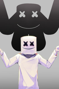 Marshmello Dj Artwork