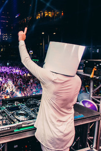 Marshmello Live Event