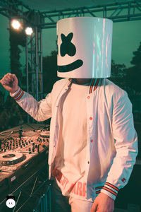 640x1136 Marshmello Music Producer 4k